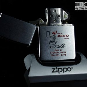 HIẾM – ZIPPO 1976 – SALESMAN SAMPLE PROMOTION – INDEPENDENCE DAY 1776 – 1976 9