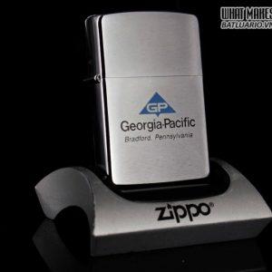 ZIPPO LA MÃ 1990 - GEORGIA PACIFIC