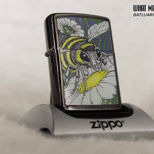 ZIPPO LA MÃ 1994 – BARRET SMYTHE MIDNIGHT COLECTION – BEE