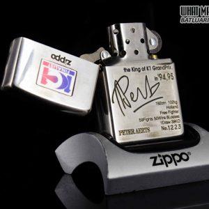 ZIPPO LA MÃ 1997 – K-1 GRAND PRIX – PETER AERTS 8