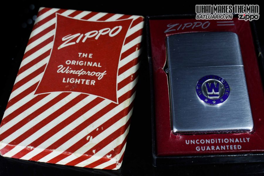 ZIPPO XƯA 1955 – WESTINGHOUSE ELECTRIC 1