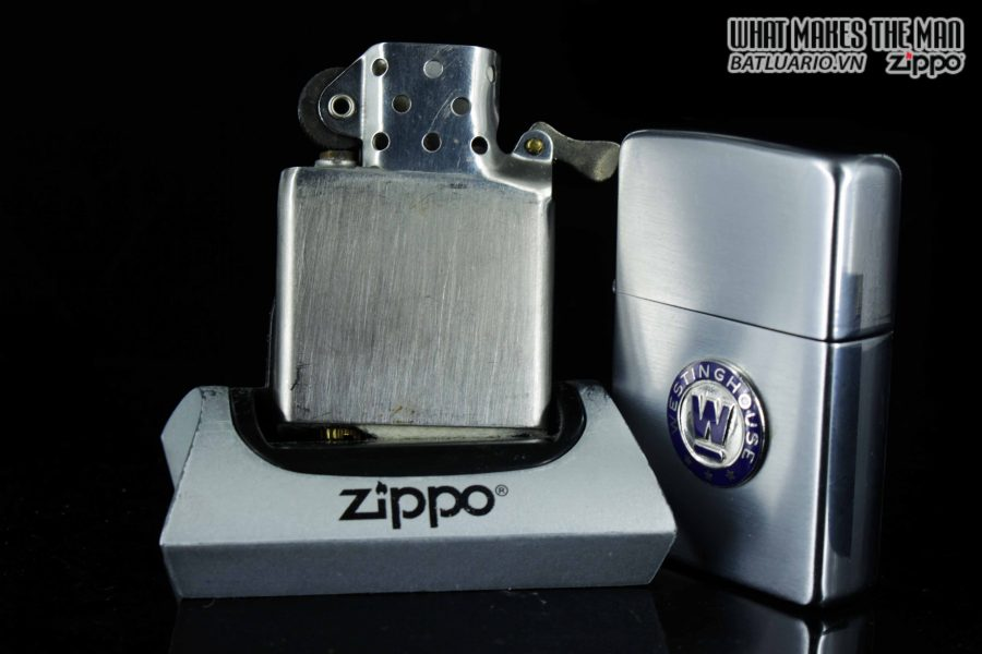ZIPPO XƯA 1955 – WESTINGHOUSE ELECTRIC 4