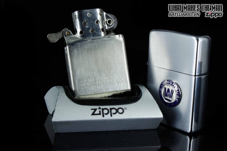 ZIPPO XƯA 1955 – WESTINGHOUSE ELECTRIC 5