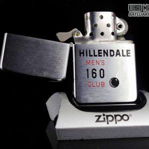 ZIPPO XƯA 1957 – HILLENDALE MEN'S 160 CLUB 9