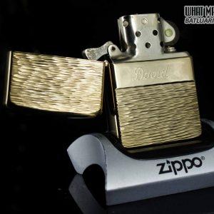 ZIPPO XƯA 1976 – GOLD PLATE GOLDEN ELEGANCE – MẠ VÀNG 22K 9