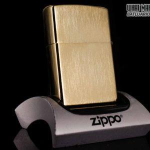 ZIPPO XƯA 1977 - GOLD PLATE GOLDEN ELEGANCE - MẠ VÀNG 22K 8