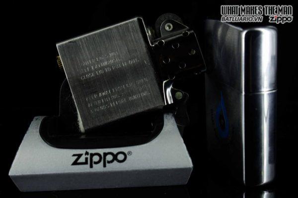 ZIPPO XƯA 1981 – DUEL FUEL SYSTEM INC 2