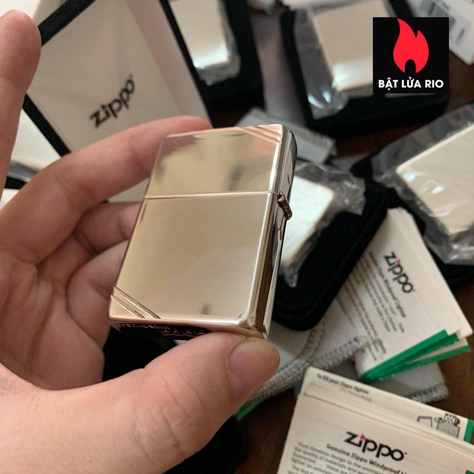 Zippo 14 - Zippo Vintage Sterling Silver 6