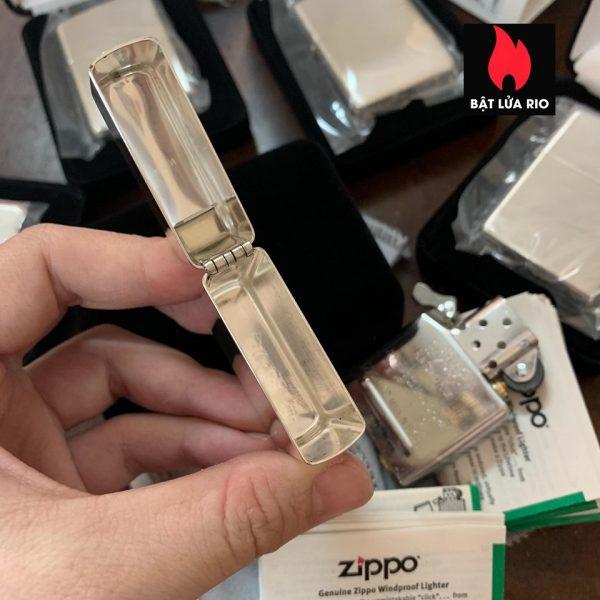 Zippo 15 - Zippo High Polish Sterling Silver 2