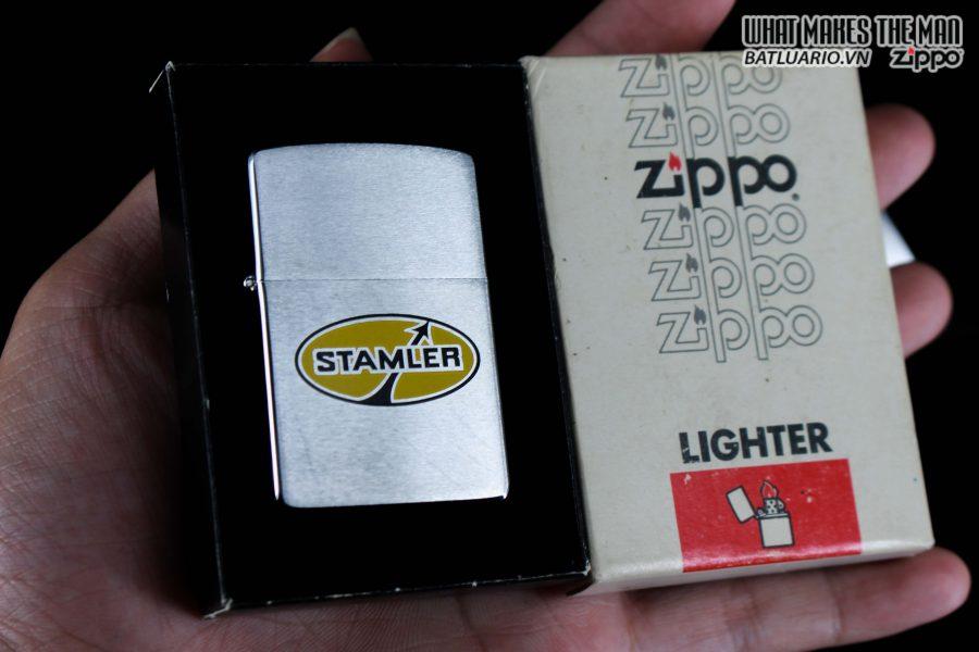 ZIPPO 1983 - STAMLER 1