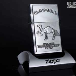 ZIPPO 1997 – REPLICA 1932 – SECOND RELEASE – CAMEL