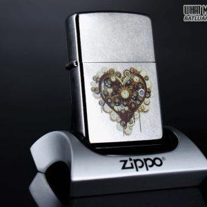 ZIPPO 2017 – HEART MACHINE