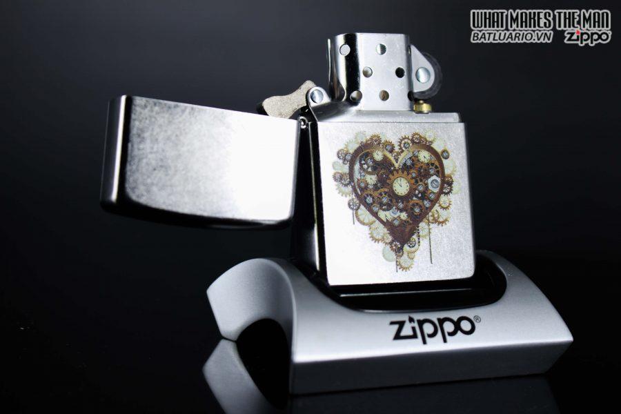 ZIPPO 2017 – HEART MACHINE 6