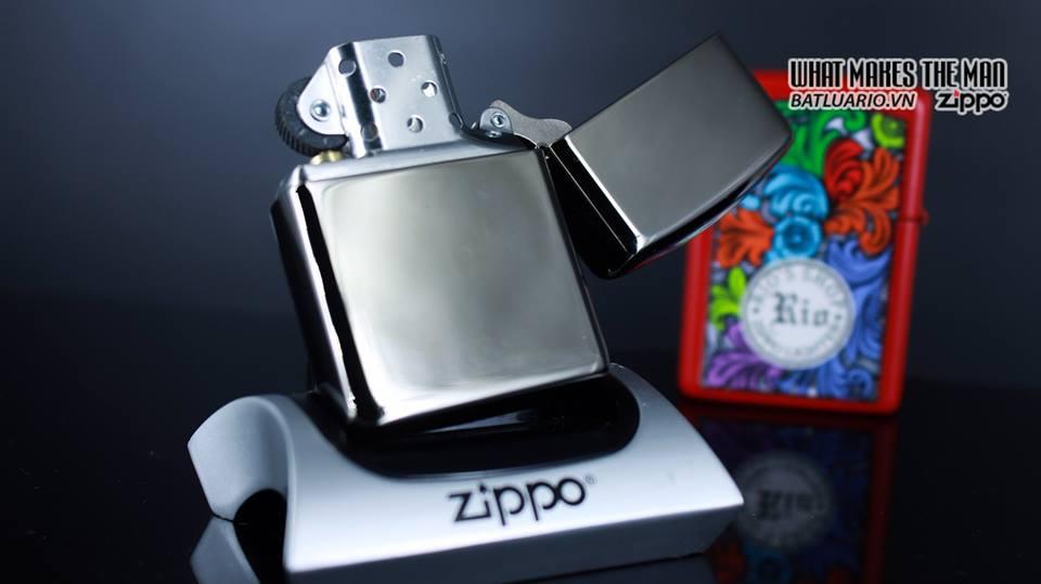 Zippo 29666 - Zippo Armor Skull and Spades Black Ice 11