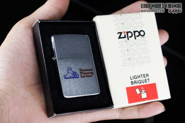 ZIPPO CANADA 1970S – FINANCIAL PLANNING SERVICES 1