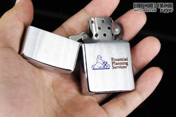 ZIPPO CANADA 1970S – FINANCIAL PLANNING SERVICES 9
