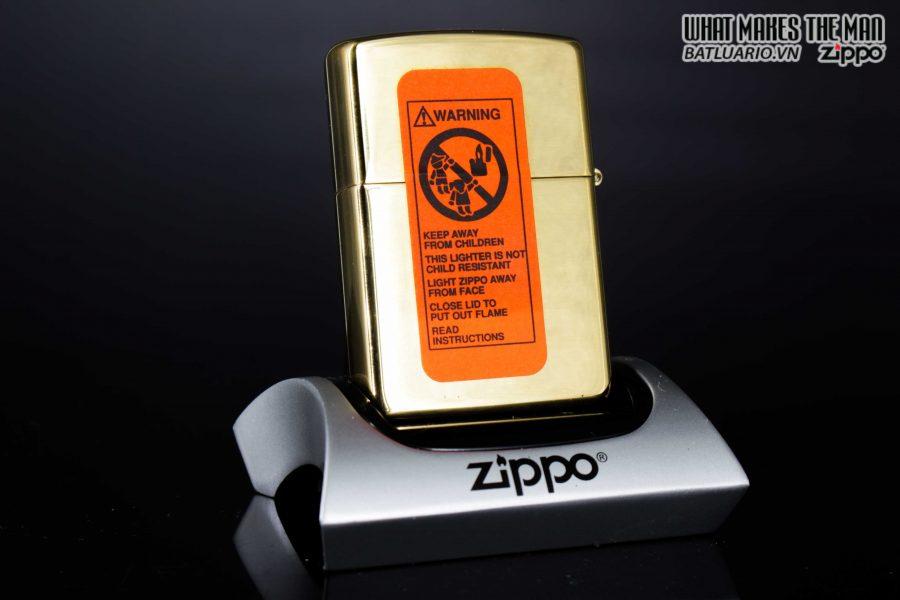 ZIPPO GIFT SET – LA MÃ 1997 – HARLEY DAVIDSON® 12