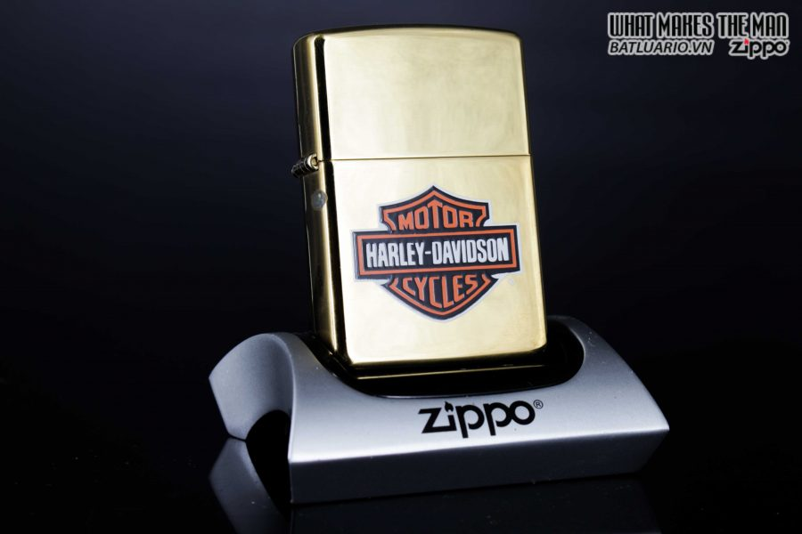 ZIPPO GIFT SET – LA MÃ 1997 – HARLEY DAVIDSON® 13
