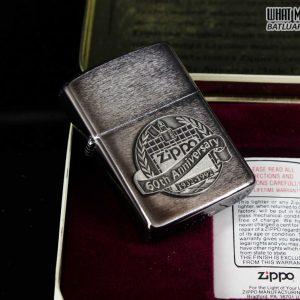 ZIPPO LA MÃ 1992 - 60TH ANNIVERSARY