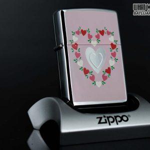 ZIPPO LA MÃ 1996 – VALENTINE'S DAY 2