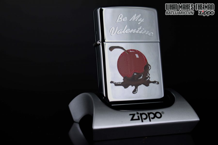 ZIPPO LA MÃ 1996 – VALENTINE'S DAY