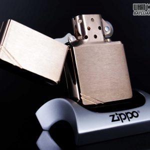 ZIPPO LA MÃ 1997 – REPLICA 1937 – ROSE GOLD - MẠ VÀNG HỒNG 10
