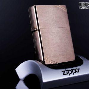 ZIPPO LA MÃ 1997 – REPLICA 1937 – ROSE GOLD - MẠ VÀNG HỒNG