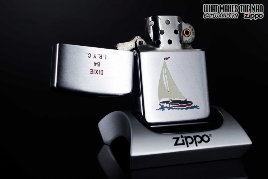 ZIPPO XƯA 1951 – 1952 – SLOOP – TOWN & COUNTRY 1
