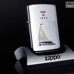 ZIPPO XƯA 1951 – 1952 – SLOOP – TOWN & COUNTRY