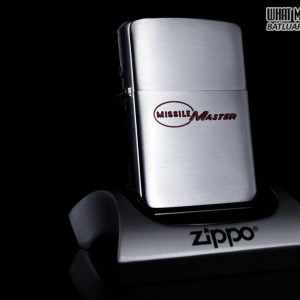 ZIPPO XƯA 1957 - MISSILE MASTER