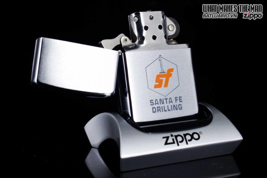 ZIPPO XƯA 1974 - SANTA FE DRILLING 1