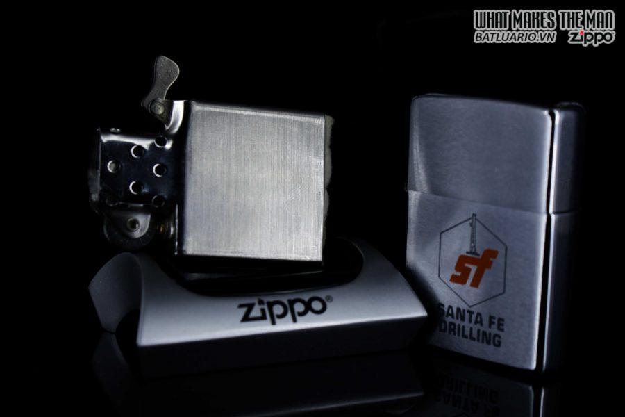 ZIPPO XƯA 1974 - SANTA FE DRILLING 2