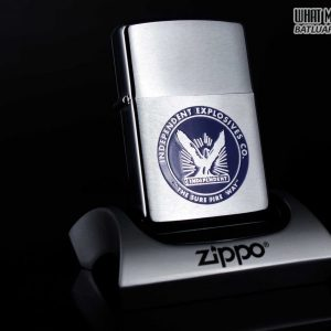 ZIPPO XƯA 1977 – INDEPENDENT EXPLOSIVES CO