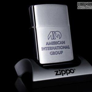 ZIPPO XƯA 1978 – AMERICAN INTERNAYIONAL GROUP