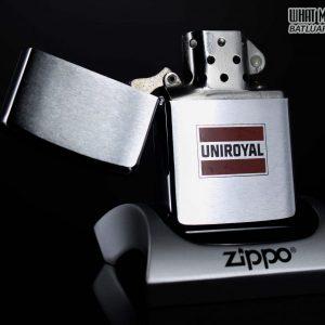 ZIPPO XƯA 1981 – UNIROYAL 10