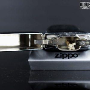 ZIPPO XƯA 1981 – ZIPPO ULTRALITE BLACK 9