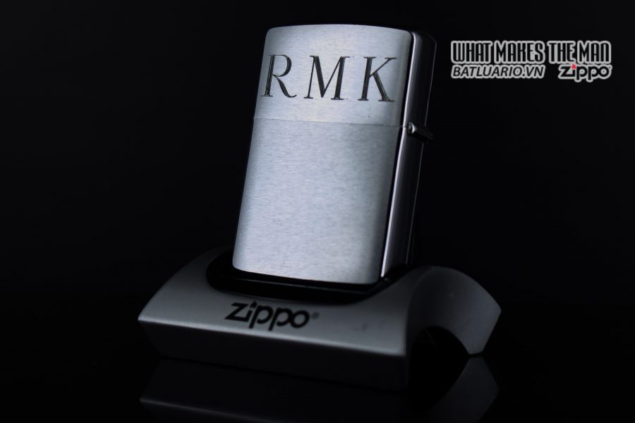 ZIPPO 1964 – EMBLEM DESIGN – RMK 7