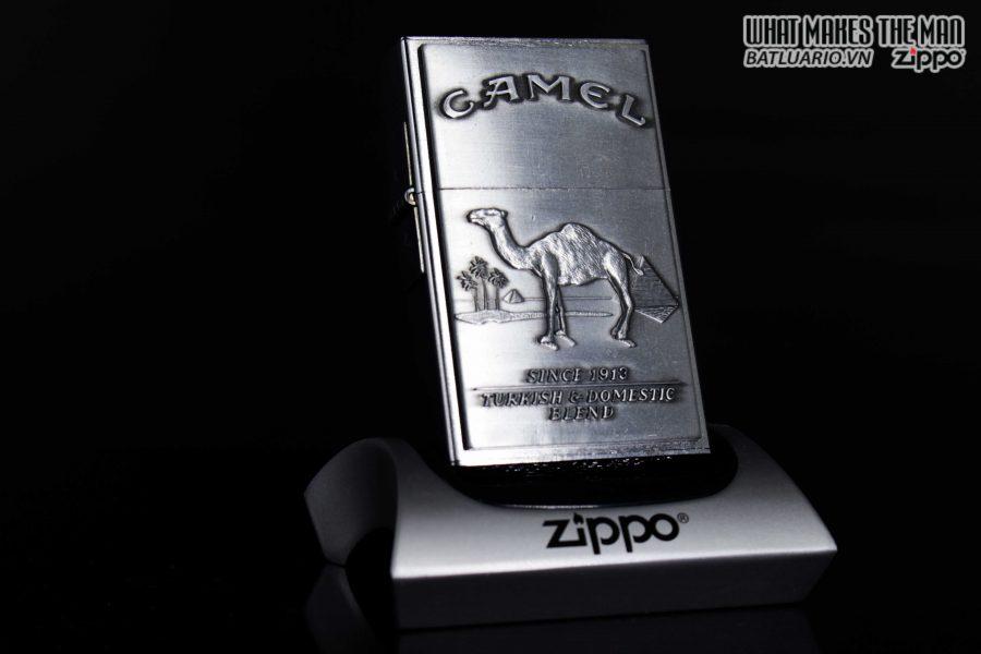 ZIPPO 1997 – SECOND RELEASE – CAMEL – REPLICA 1932