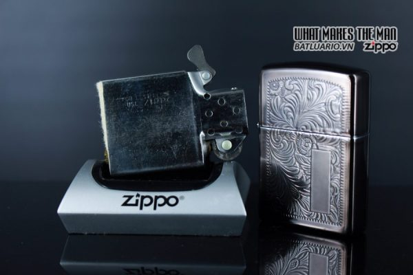 ZIPPO LA MÃ 1993 - VENETIAN MIDNIGHT 3
