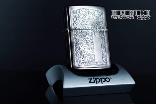 ZIPPO LA MÃ 1993 - VENETIAN MIDNIGHT