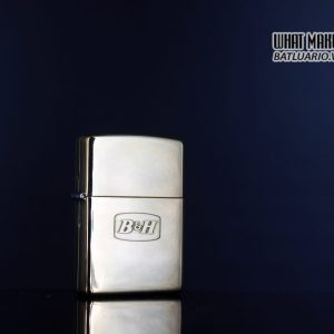ZIPPO LA MÃ 1996 – ĐỒNG NGUYÊN KHỐI – B&H 7
