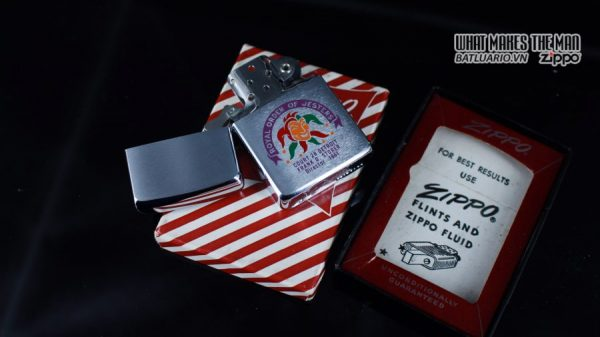 ZIPPO XƯA 1960 – 1961 – ROYAL ORDER OF JESTERS 5