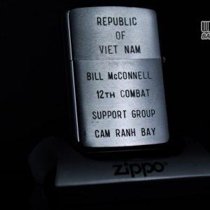 ZIPPO XƯA 1967 – VIETNAM WAR – REPUBLIC OF VIETNAM 8
