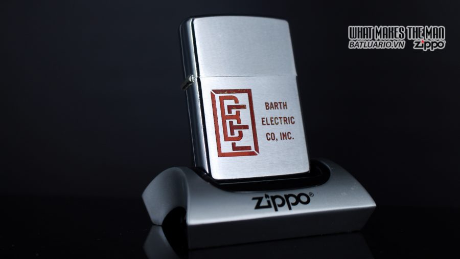 ZIPPO XƯA 1973 – BARTH ELECTRIC CO, INC.