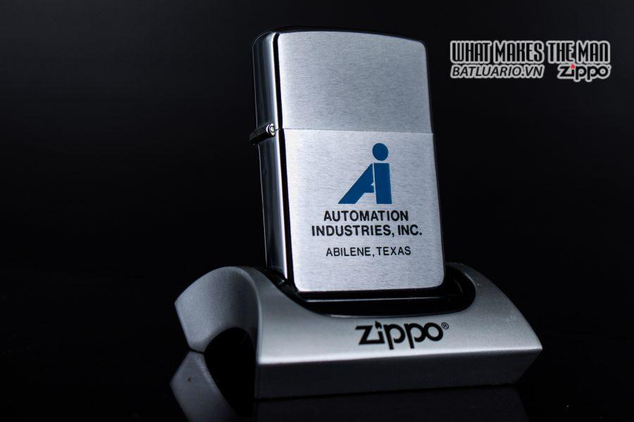 ZIPPO XƯA 1976 - AUTOMATION INDUSTRIES INC