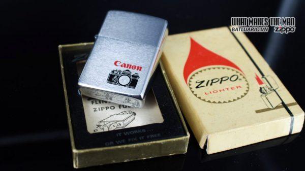 ZIPPO XƯA 1976 – CANON 9