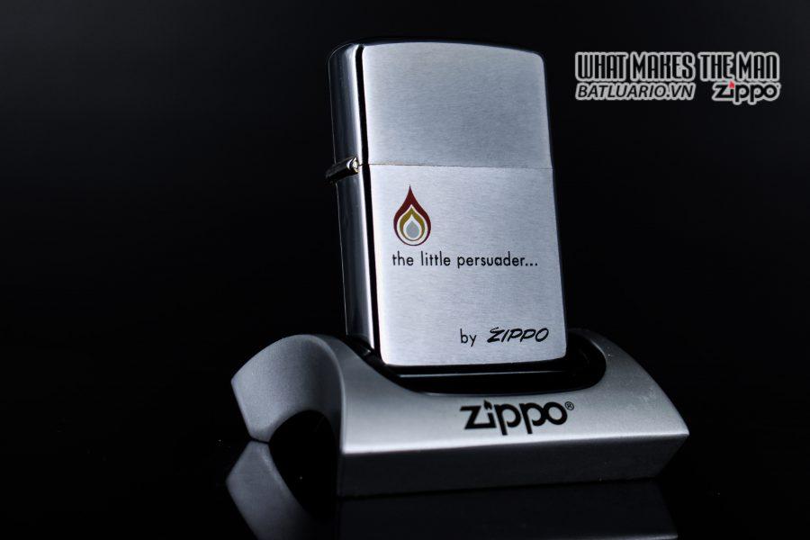 ZIPPO XƯA 1976 – ZIPPO SALESMAN