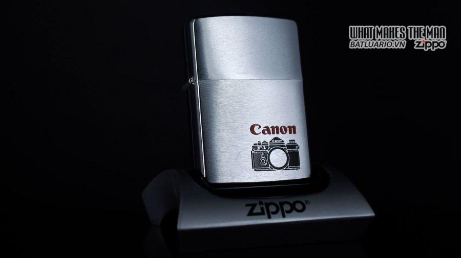 ZIPPO XƯA 1978 – CANON 4