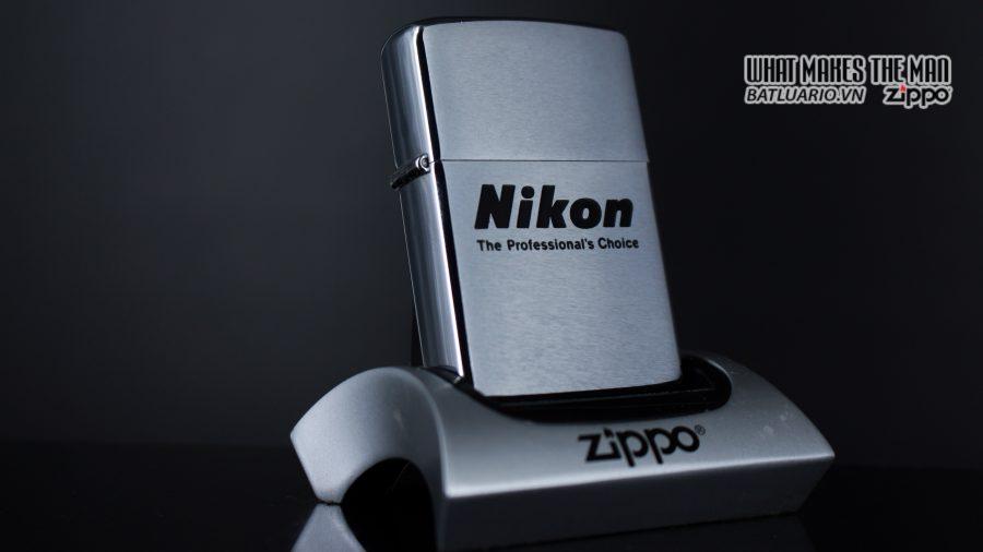 ZIPPO XƯA 1979 – NIKON 1
