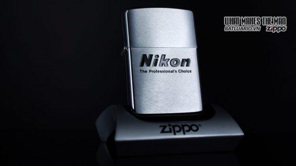 ZIPPO XƯA 1979 – NIKON